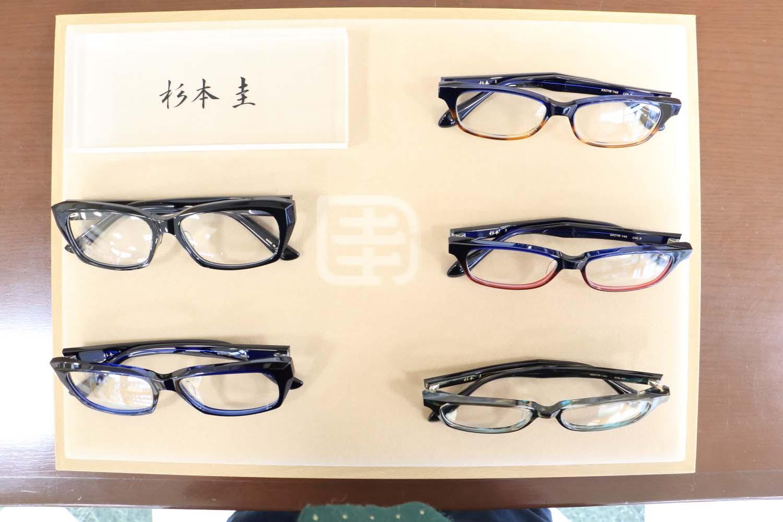 「一度は手にしたい国産高級ブランドメガネ」杉本圭がコレクションに加わりましたpage-visual 「一度は手にしたい国産高級ブランドメガネ」杉本圭がコレクションに加わりましたビジュアル