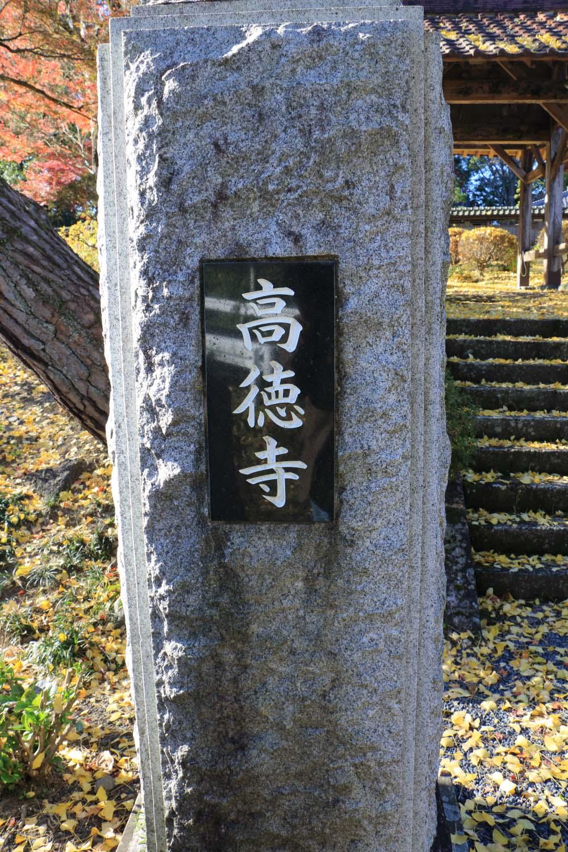 高徳寺(鳳林山阿弥陀院)page-visual 高徳寺(鳳林山阿弥陀院)ビジュアル